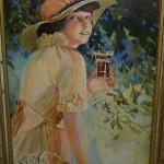 Elaine Coca Cola