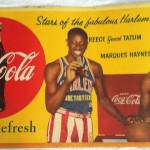 "image, ""Drink Coca Cola...Pause Refresh Sign"" from 1953"