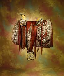 Pancho Villas Horse Saddle