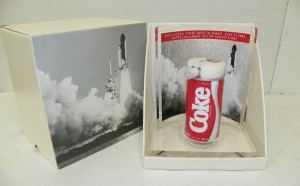Coca-Cola Space Shuttle Can