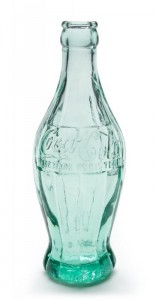 1915 Coca Cola Contour Prototype Bottle