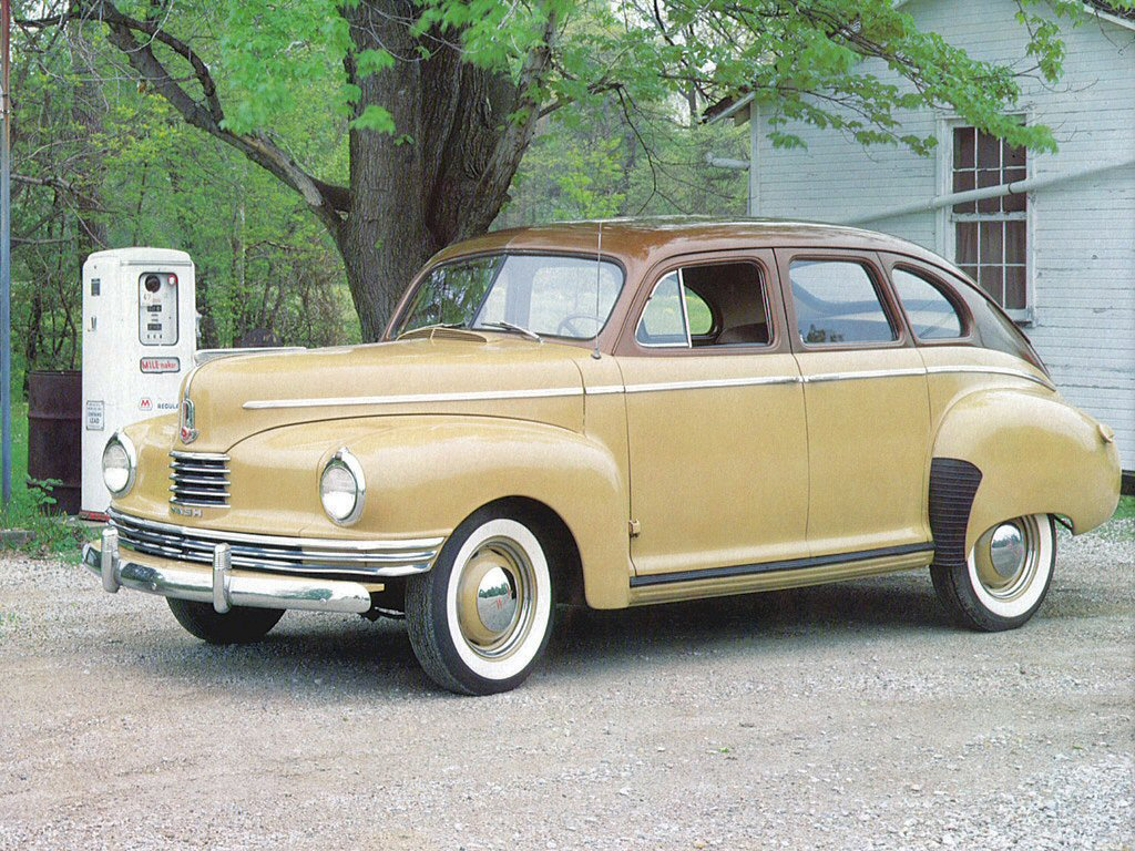 1942 Nash Greatest Collectibles