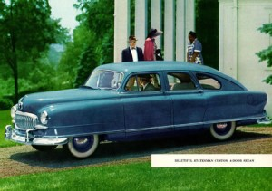 1943 Nash Greatest Collectibles