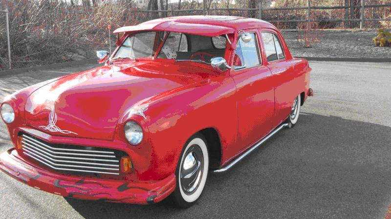 1951 ford greatest collectibles for 1951 ford 4 door