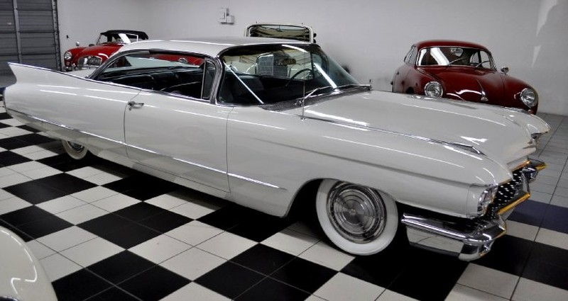 1960 Cadillac Deville Sells For 26 900 00 Greatest Collectibles