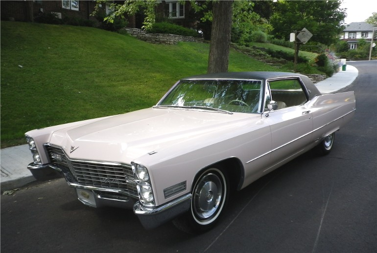famous 1967 cadillac deville convertible. Cars Review. Best American Auto & Cars Review
