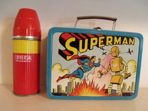 "image, ""Super Man Lunch Box"""