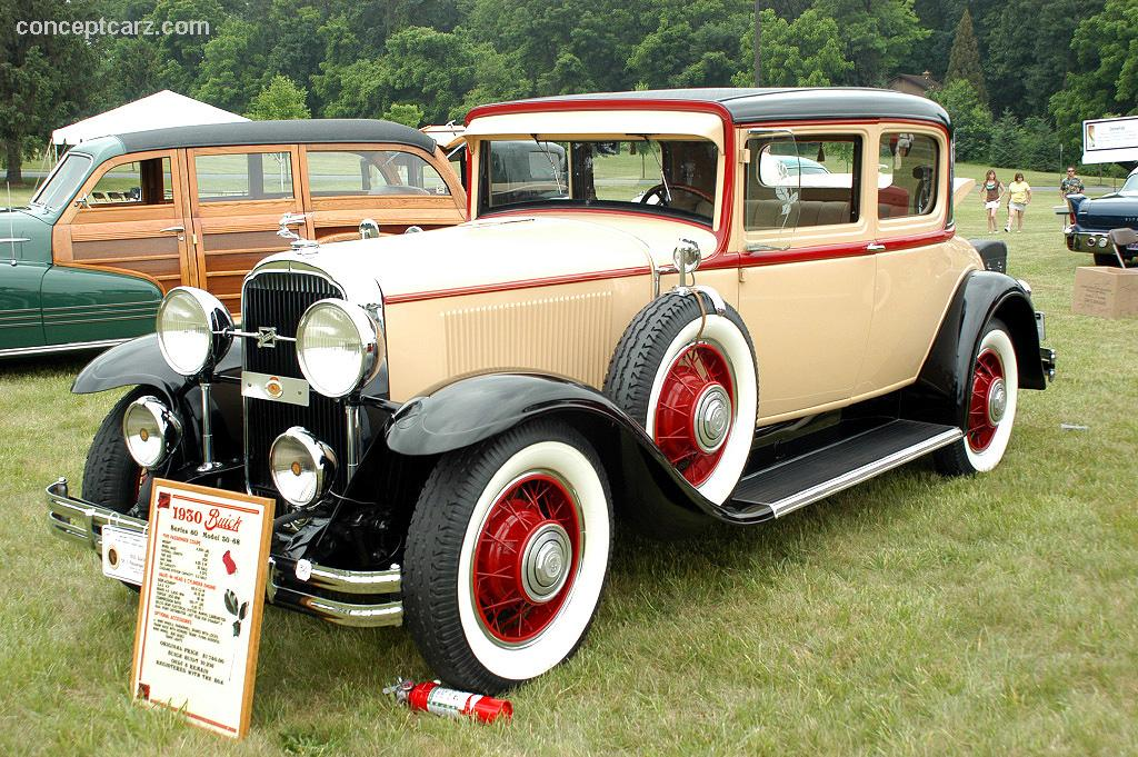 1930 Buick Greatest Collectibles