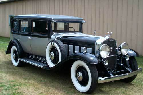 1930 Cadillac Greatest Collectibles
