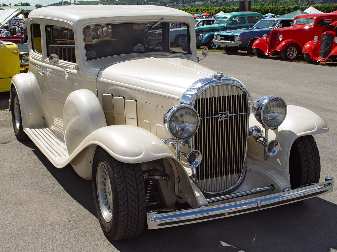 1932 Buick Greatest Collectibles