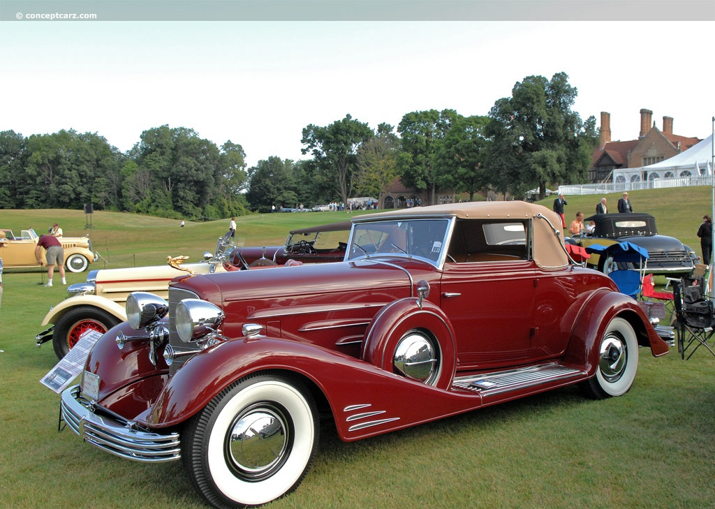 1933 Cadillac Greatest Collectibles