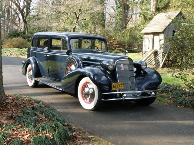 1934 Cadillac Greatest Collectibles
