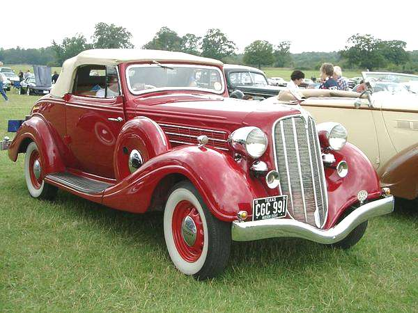 1935 Hudson Greatest Collectibles