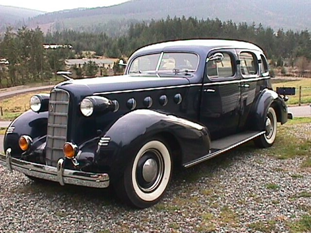 1935 Lasalle Greatest Collectibles