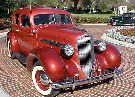 1935 Oldsmobile Greatest Collectibles