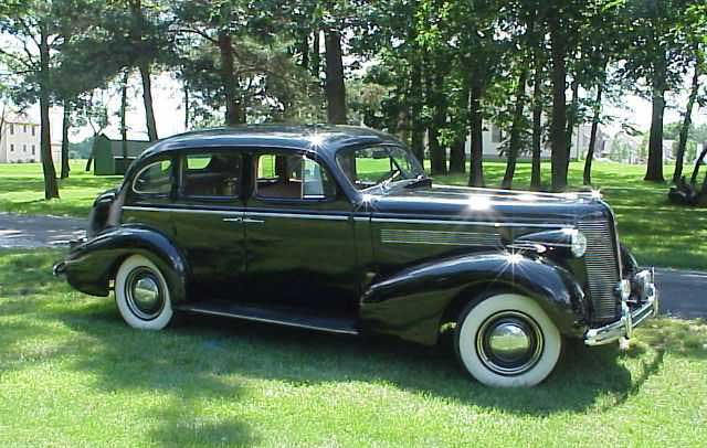 1937 buick greatest collectibles