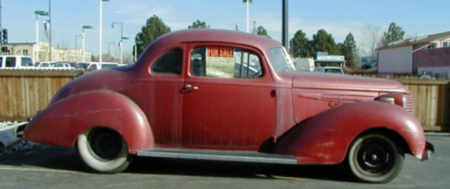 1938 Hudson Greatest Collectibles