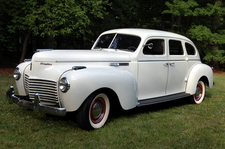 1940 Chrysler Greatest Collectibles