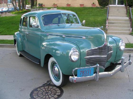 1940 dodge greatest collectibles for 1940 dodge 4 door sedan