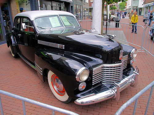 1943 Cadillac Greatest Collectibles