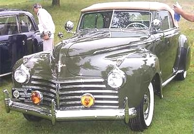 1943 Chrysler Greatest Collectibles