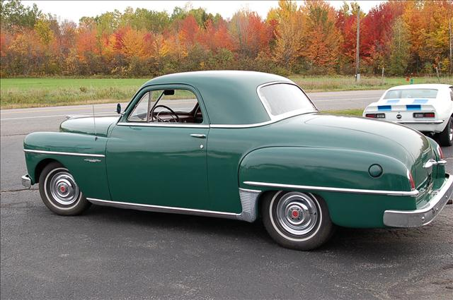 1950 dodge greatest collectibles for 1950 dodge 2 door coupe