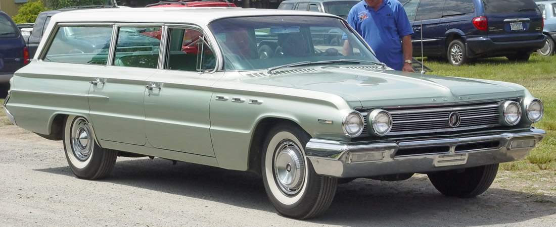 1962 Buick | Greatest Collectibles