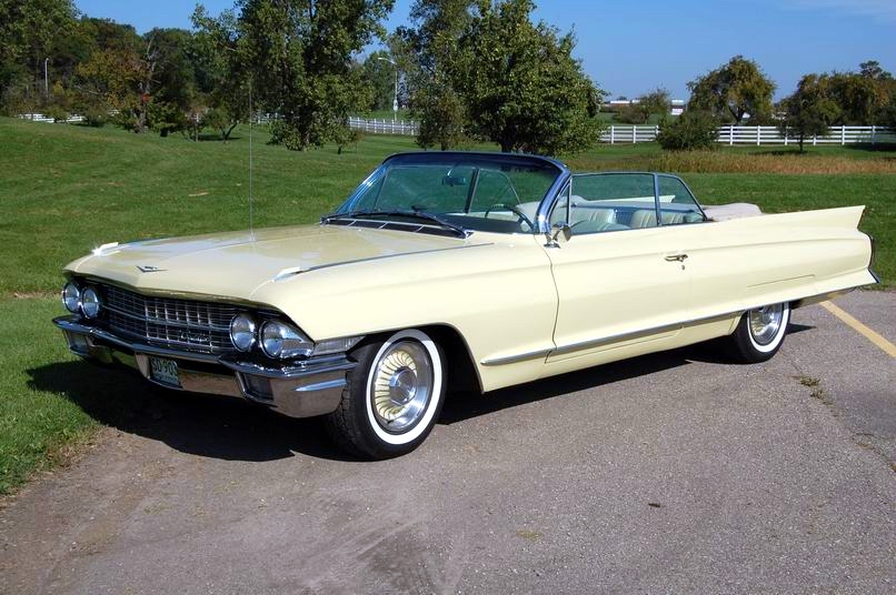 1962 Cadillac Greatest Collectibles