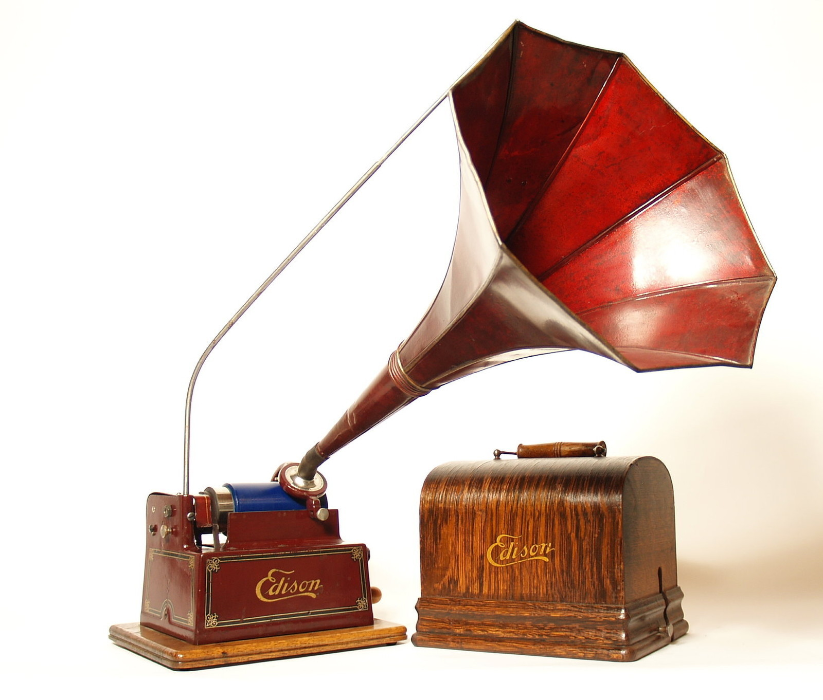 dating edison cylinders Get two dvd presentations and a 20-cylinder music  join a wonderful presentation by renowned edison collector and  the antique phonograph society po.