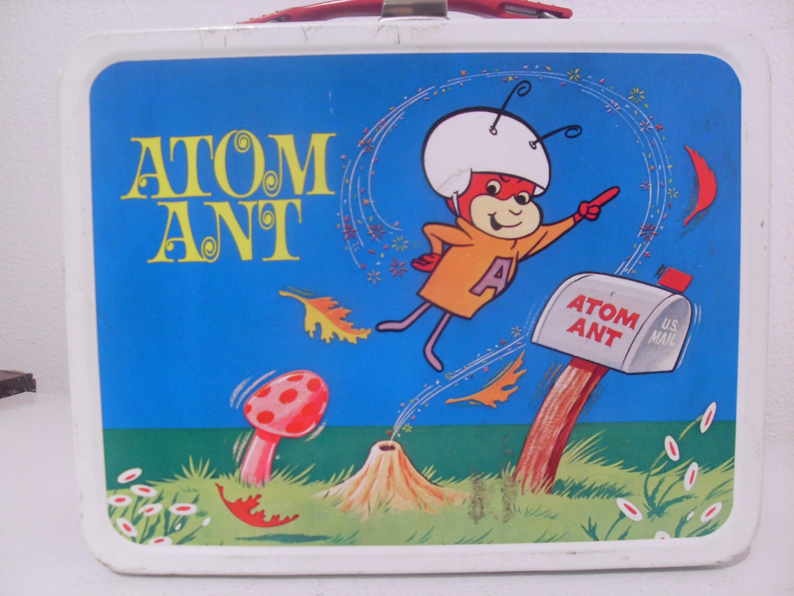 1966 Atom Ant Lunch Box Greatest Collectibles