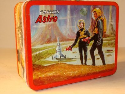 Best Buy Auction >> 1966 Captain Astro Lunch Box | Greatest Collectibles