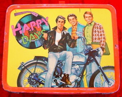 1976 Happy Days Lunchbox Greatest Collectibles
