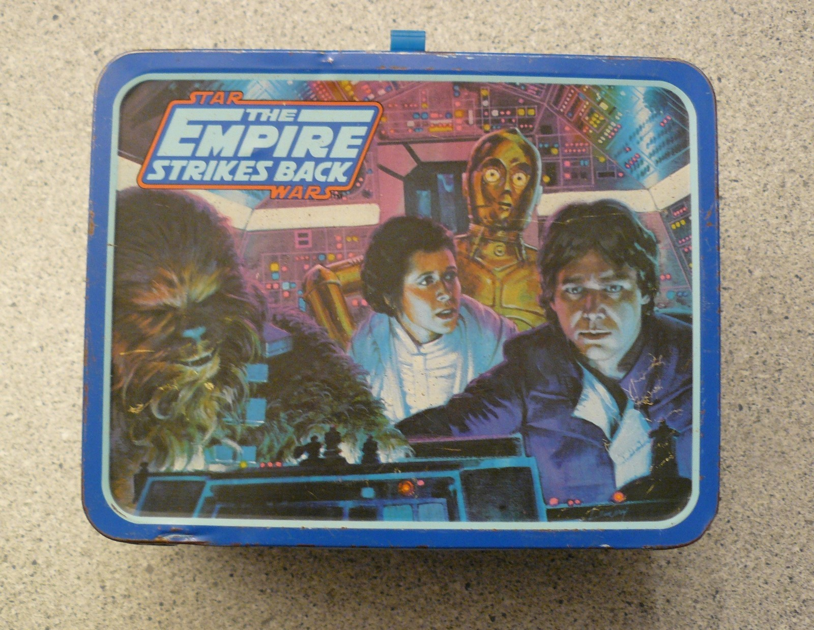 sc 1 st  Greatest Collectibles : star wars lunch box - Aboutintivar.Com