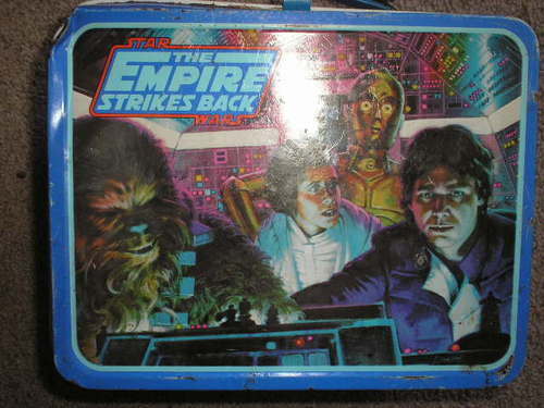 1980 The Empire Strikes Back Star Wars Lunch Box