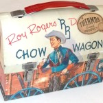 1955 Roy Rogers Dale Dome Lunchbox
