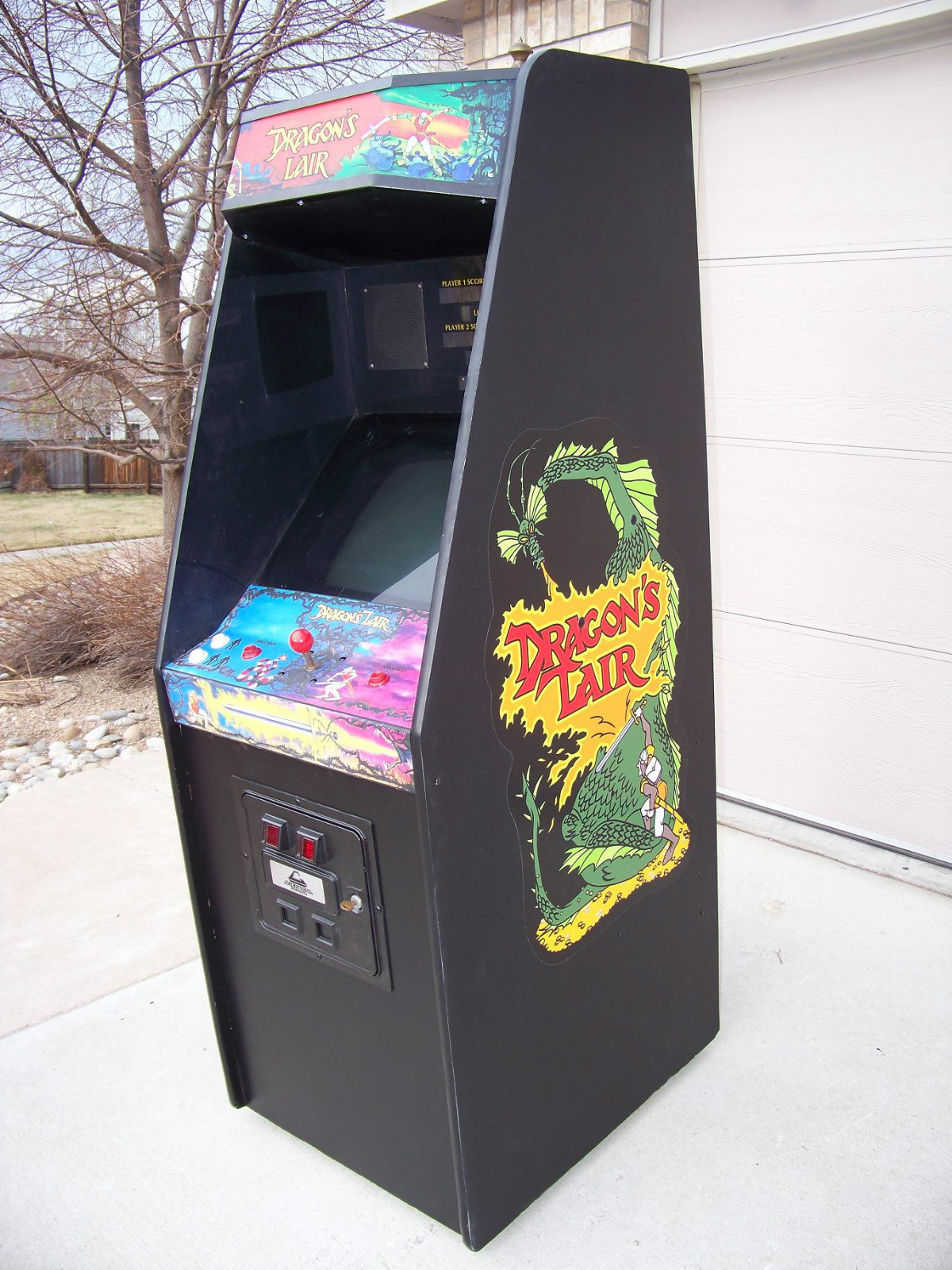 Dragon's Lair Arcade Game | Greatest Collectibles