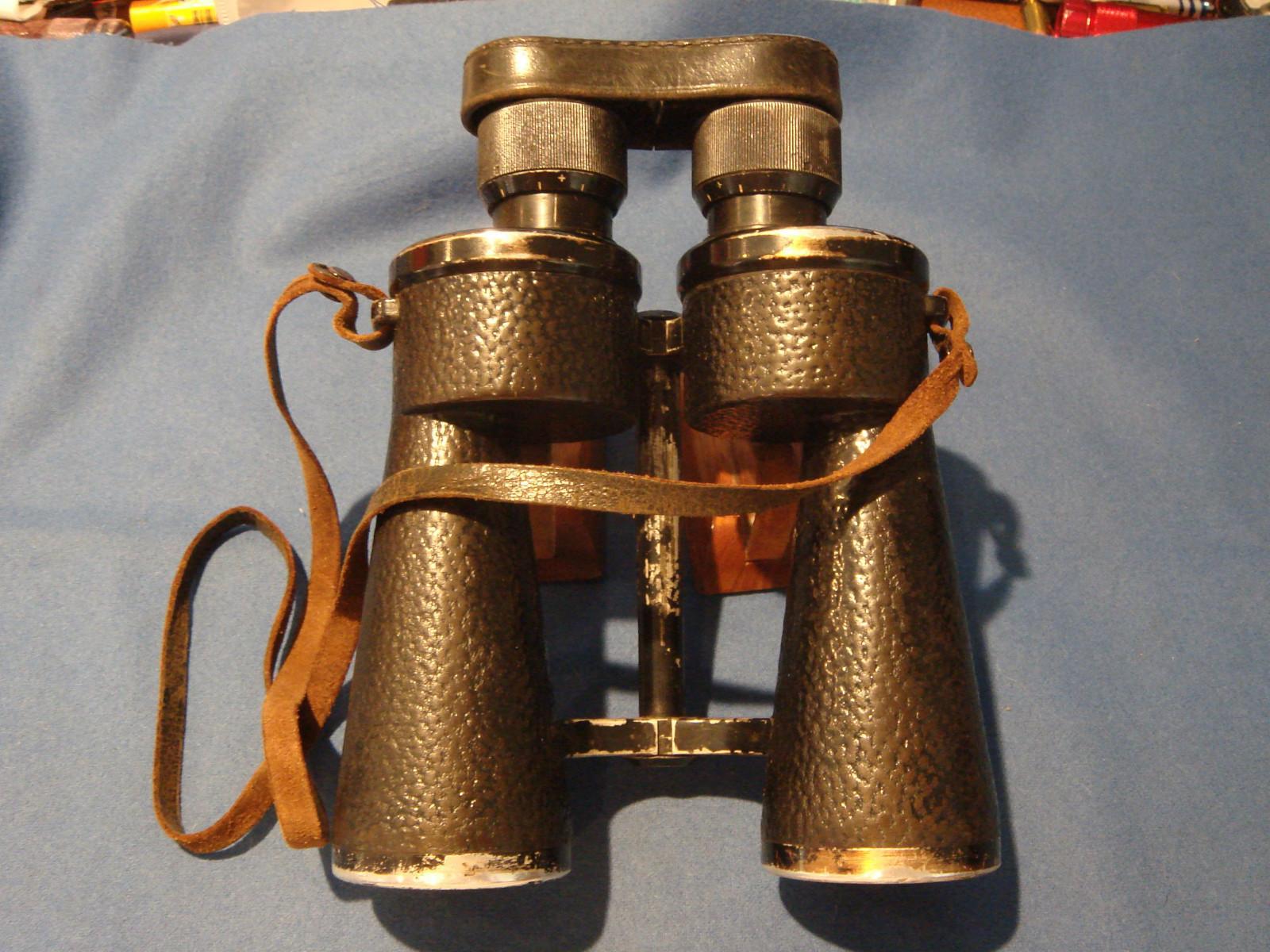 German Ww2 Zeiss 7x50ht U Boat Binoculars Kreigsmarine ...