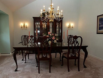 Ethan Allen And Henredon Dining Room Furniture