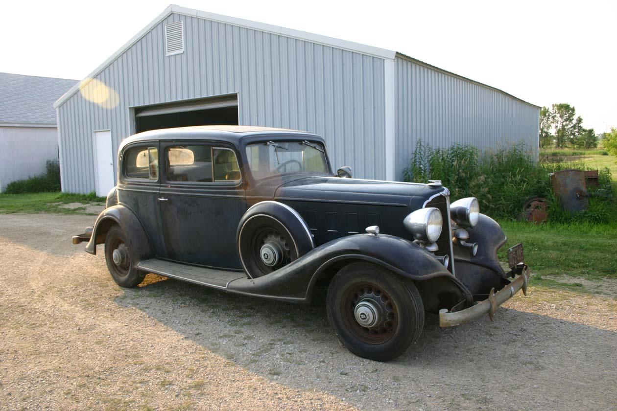 1933 Buick Autos Weblog