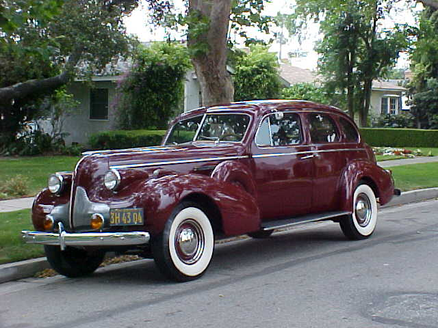 1939 Buick Roadmaster Greatest Collectibles