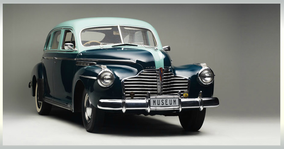 1940 Buick Century Greatest Collectibles