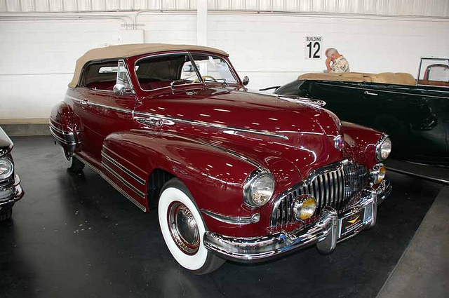 1942 Buick Super Greatest Collectibles
