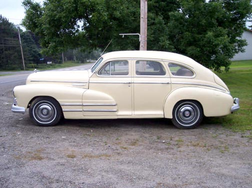 1948 Buick Special Greatest Collectibles
