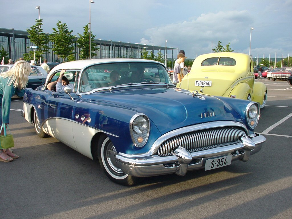 1954 Buick Super Greatest Collectibles