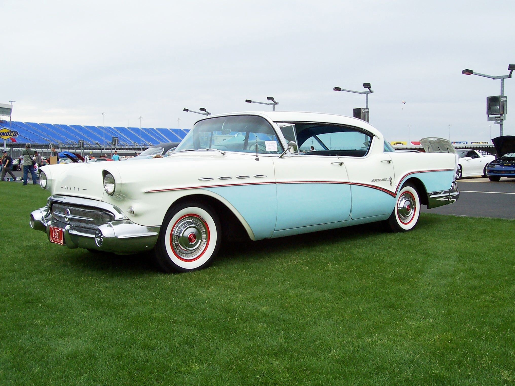 1957 buick roadmaster | greatest collectibles