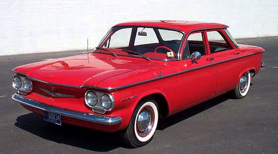 1960 Chevrolet Corvair Greatest Collectibles