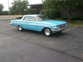 1961 Chevrolet Bel Air Greatest Collectibles