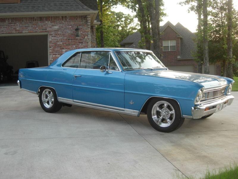 1966 Chevrolet Nova Greatest Collectibles
