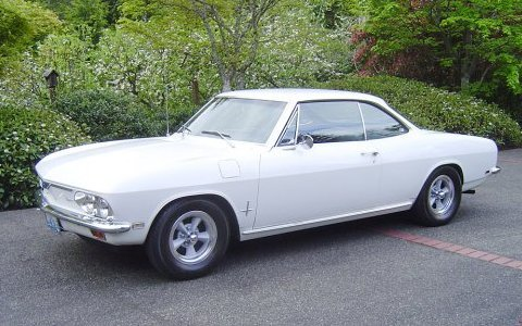 1968 Chevrolet Corvair Greatest Collectibles