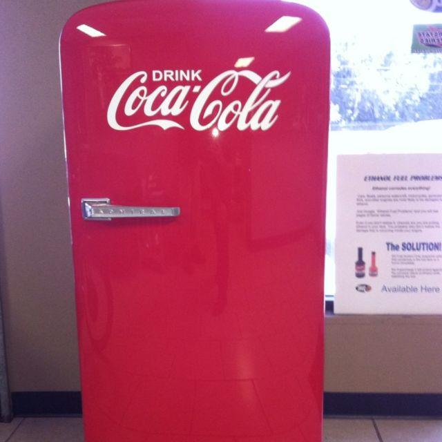 Coca Cola Refrigerator Greatest Collectibles